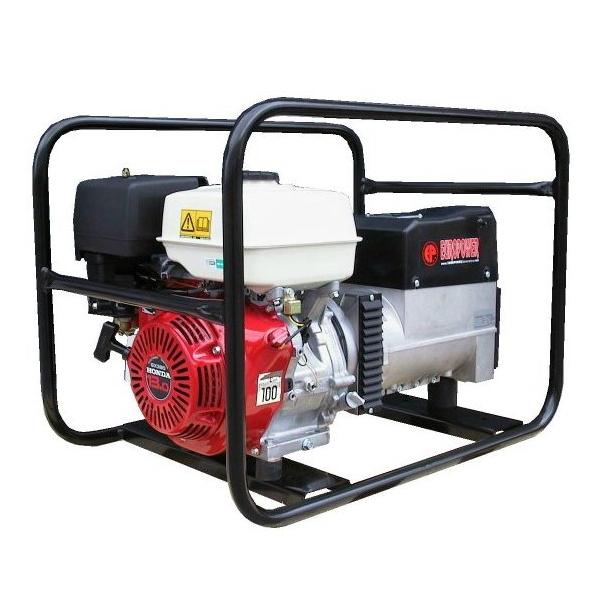 Генератор бензиновый Europower EP 200 X 3X230V для ж/д в Белая Холуницае
