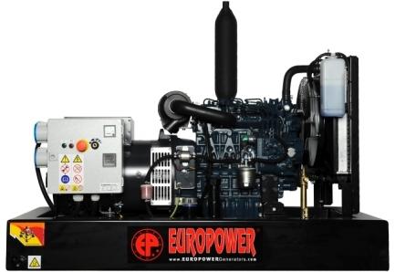 Генератор дизельный Europower EP 163 DE в Белая Холуницае