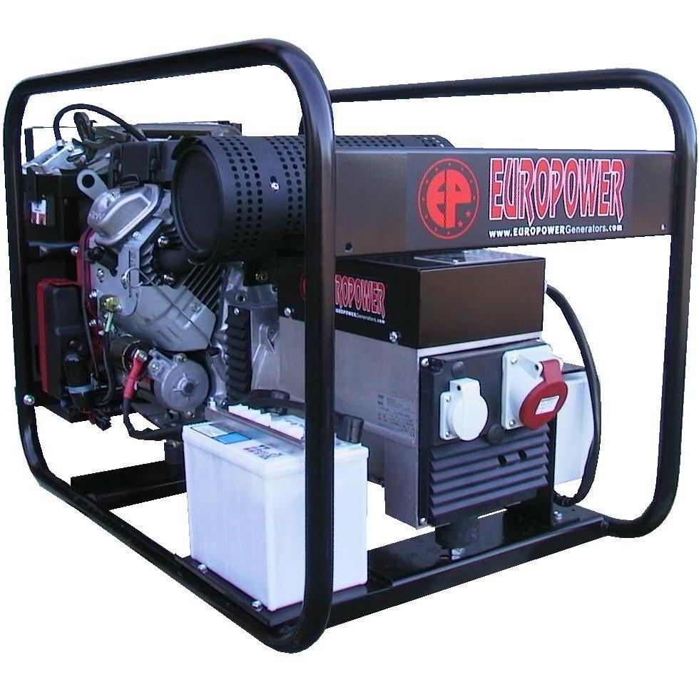 Генератор бензиновый Europower EP 13500TE в Белая Холуницае