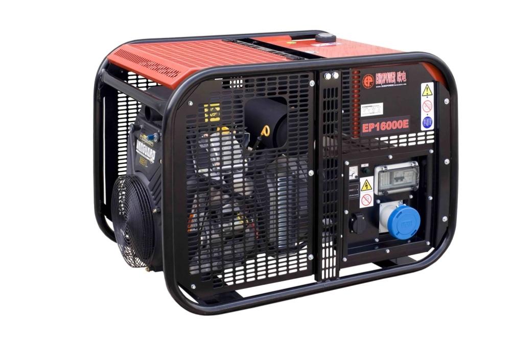 Генератор бензиновый Europower EP 16000 E в Белая Холуницае