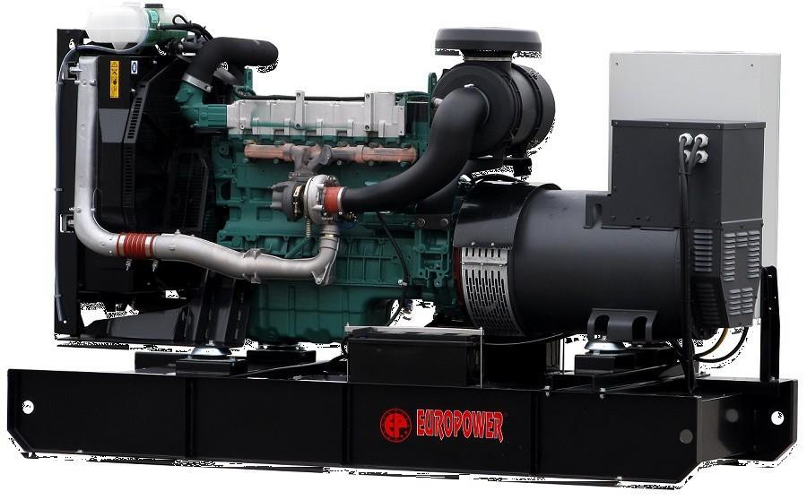 Генератор дизельный Europower EP 200 TDE в Белая Холуницае