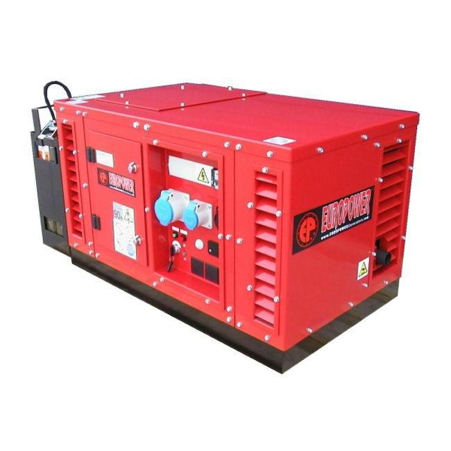 Генератор бензиновый Europower EPS 10000 E в Белая Холуницае