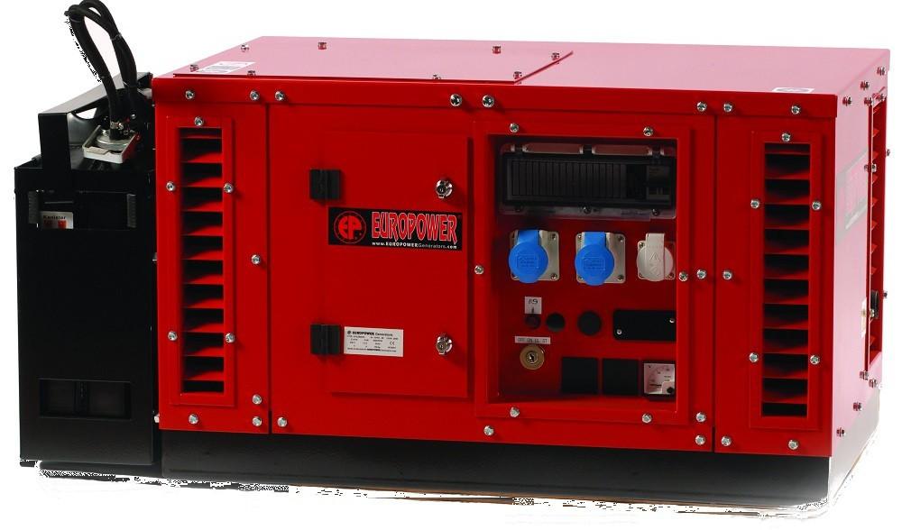 Генератор бензиновый Europower EPS 15000 TE в Белая Холуницае