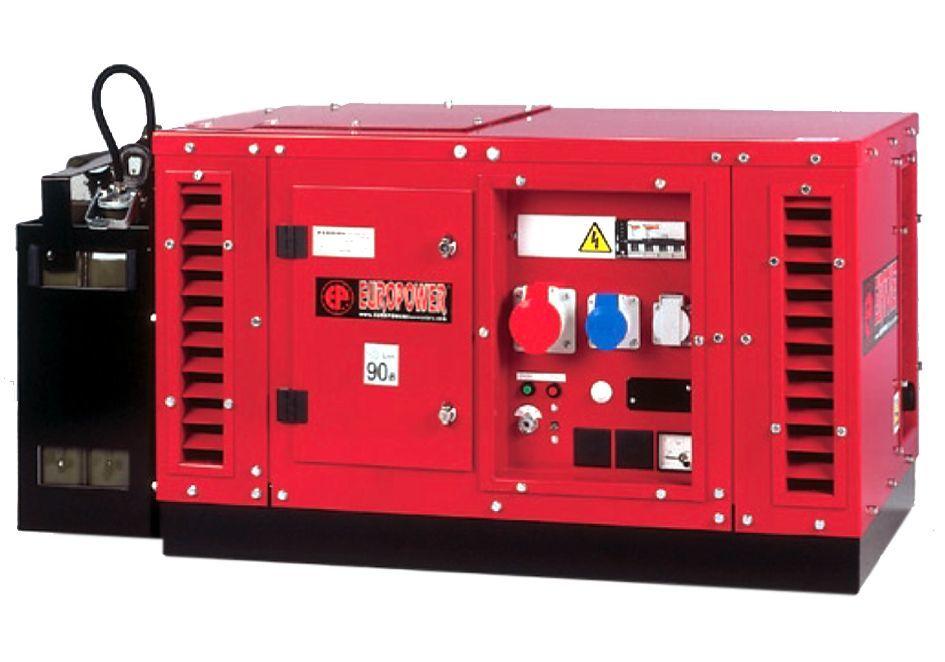 Генератор бензиновый Europower EPS 6000 E в Белая Холуницае