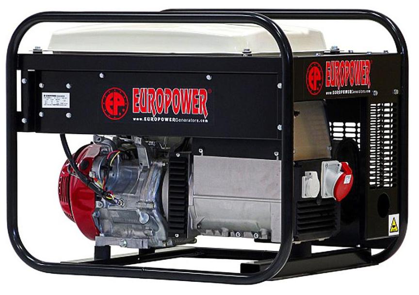 Генератор бензиновый Europower EP 6500 TLN в Белая Холуницае