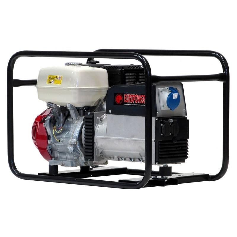 Генератор бензиновый Europower EP 7000 в Белая Холуницае