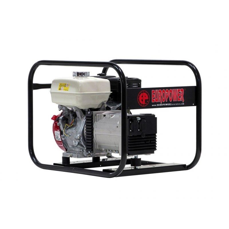 Генератор бензиновый Europower EP 4100E в Белая Холуницае