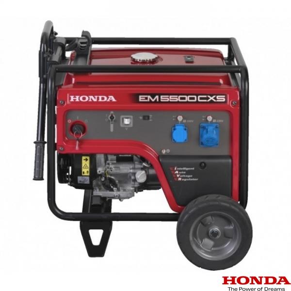 Генератор Honda EM5500 CXS 1 в Белая Холуницае