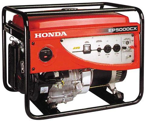 Генератор Honda EP5000 CX RG в Белая Холуницае