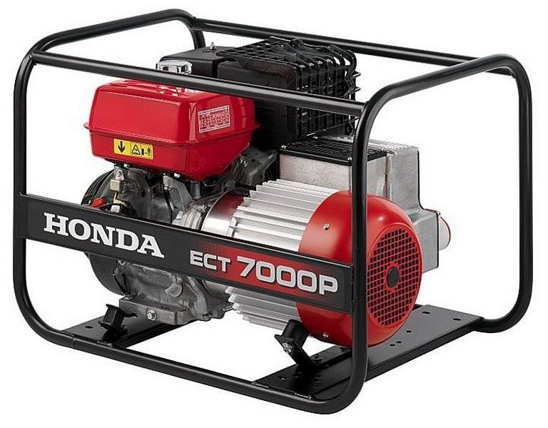 Генератор Honda EСТ 7000P в Белая Холуницае