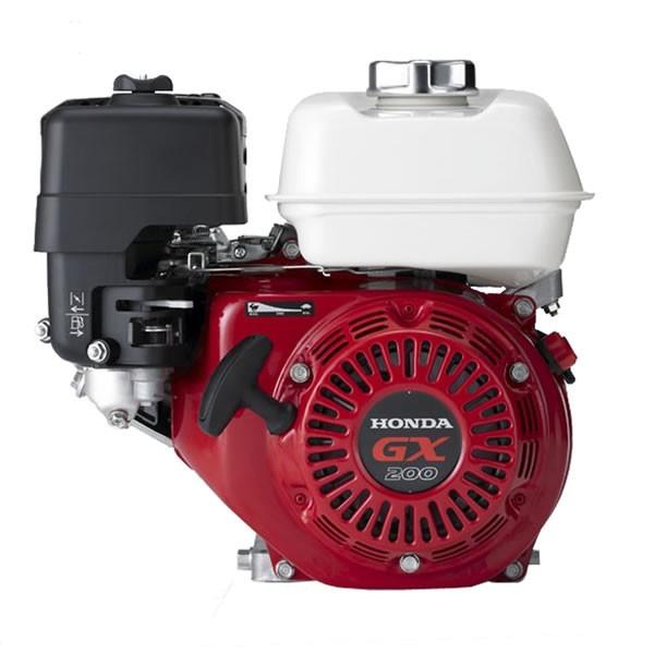 Двигатель Honda GX200 QX4 в Белая Холуницае
