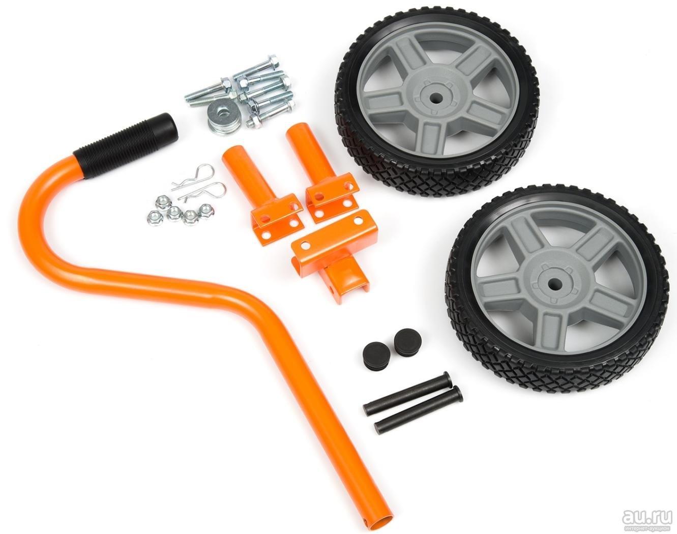 Комплект колес для генераторов ECT 7000 в Белая Холуницае