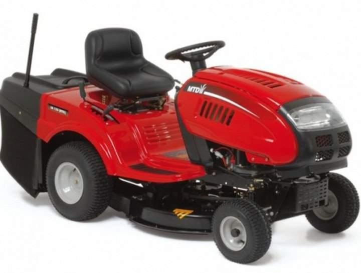 Садовый трактор MTD OPTIMA LE 175 H (SPECIAL) в Белая Холуницае