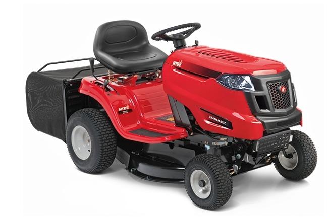 Садовый трактор MTD SMART RC 125 в Белая Холуницае